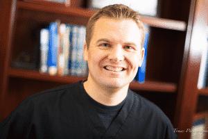 Dr.Eidem scrubs small